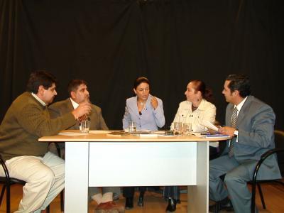 Partidos Políticos y Participación Ciudadana
